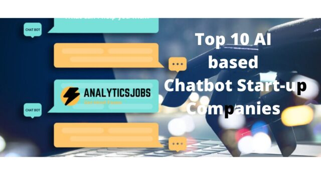 Top 10 AI Chatbot Start-up