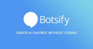 ai chatbot startup -  BotSify
