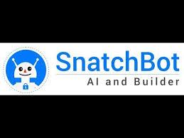 ai chatbot startup -  SnatchBot