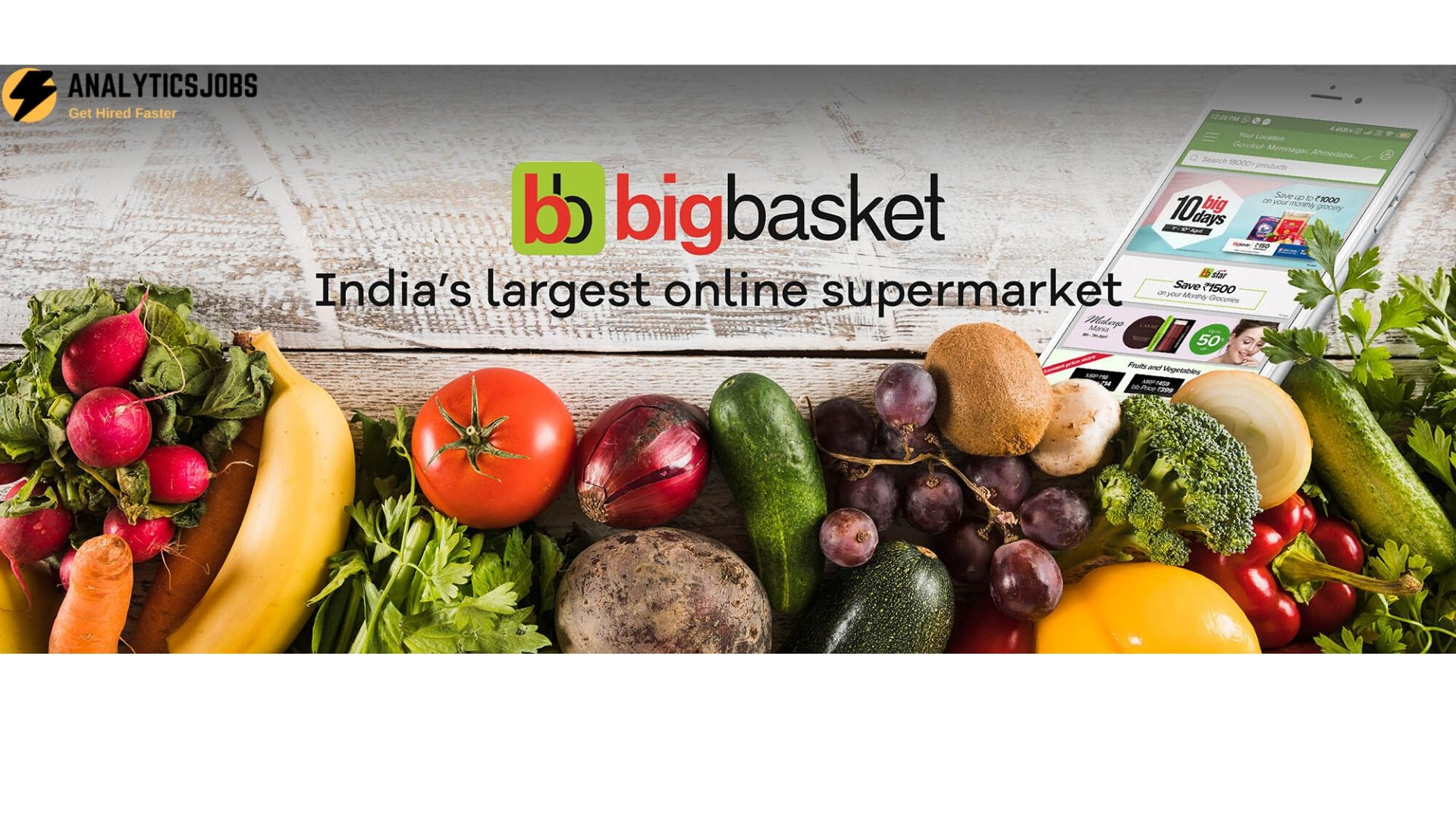 "To Enhance Customer Experience, Bigbasket has transformed into ""Smart Basket"" powered by artificial intelligence"