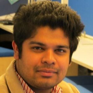 Muktabh, Co-founder, Chief Scientist, Parallel Dots