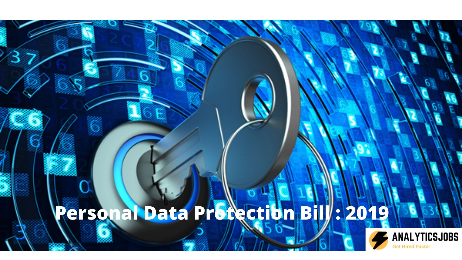 Regulation rather than protection is the right term in Personal Data Protection