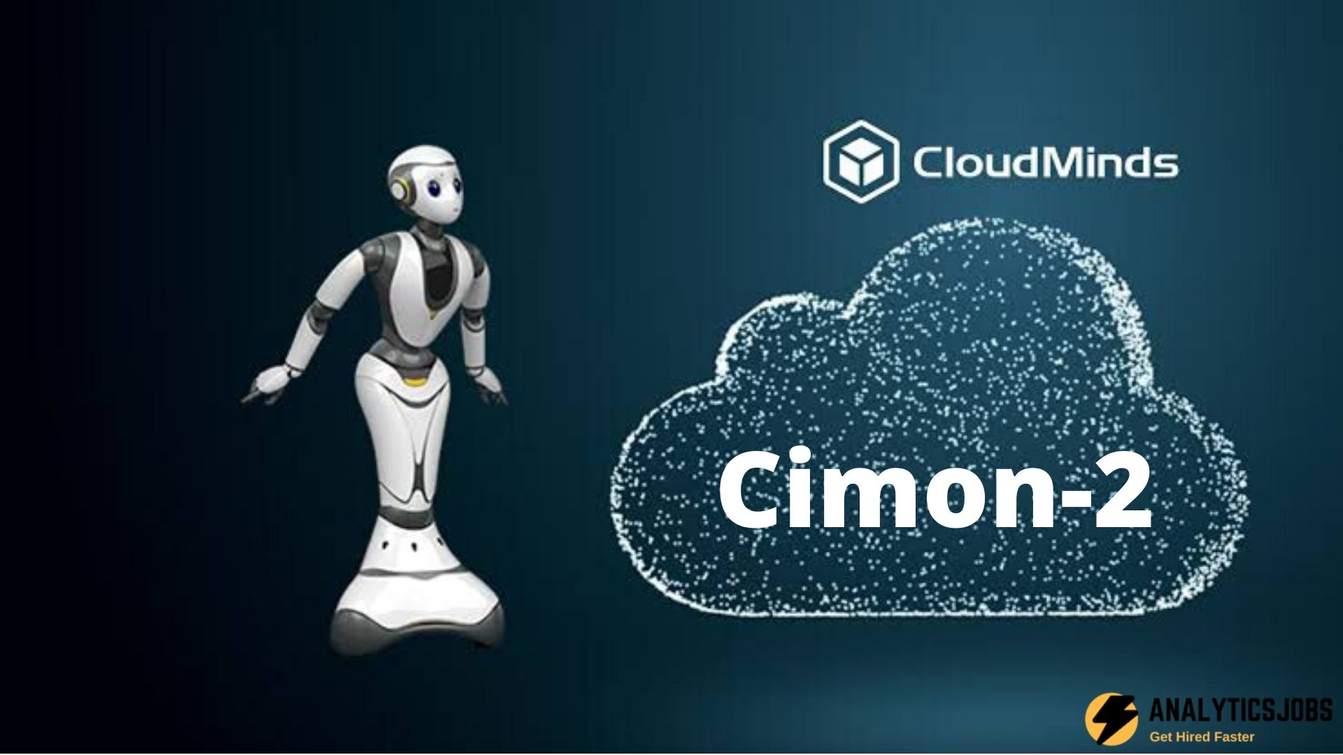CloudMinds has developed an AI-Enabled Humanoid Robot