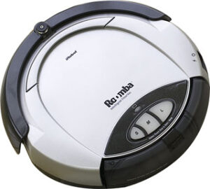 a robot vacuum that cleans while avoiding obstacles