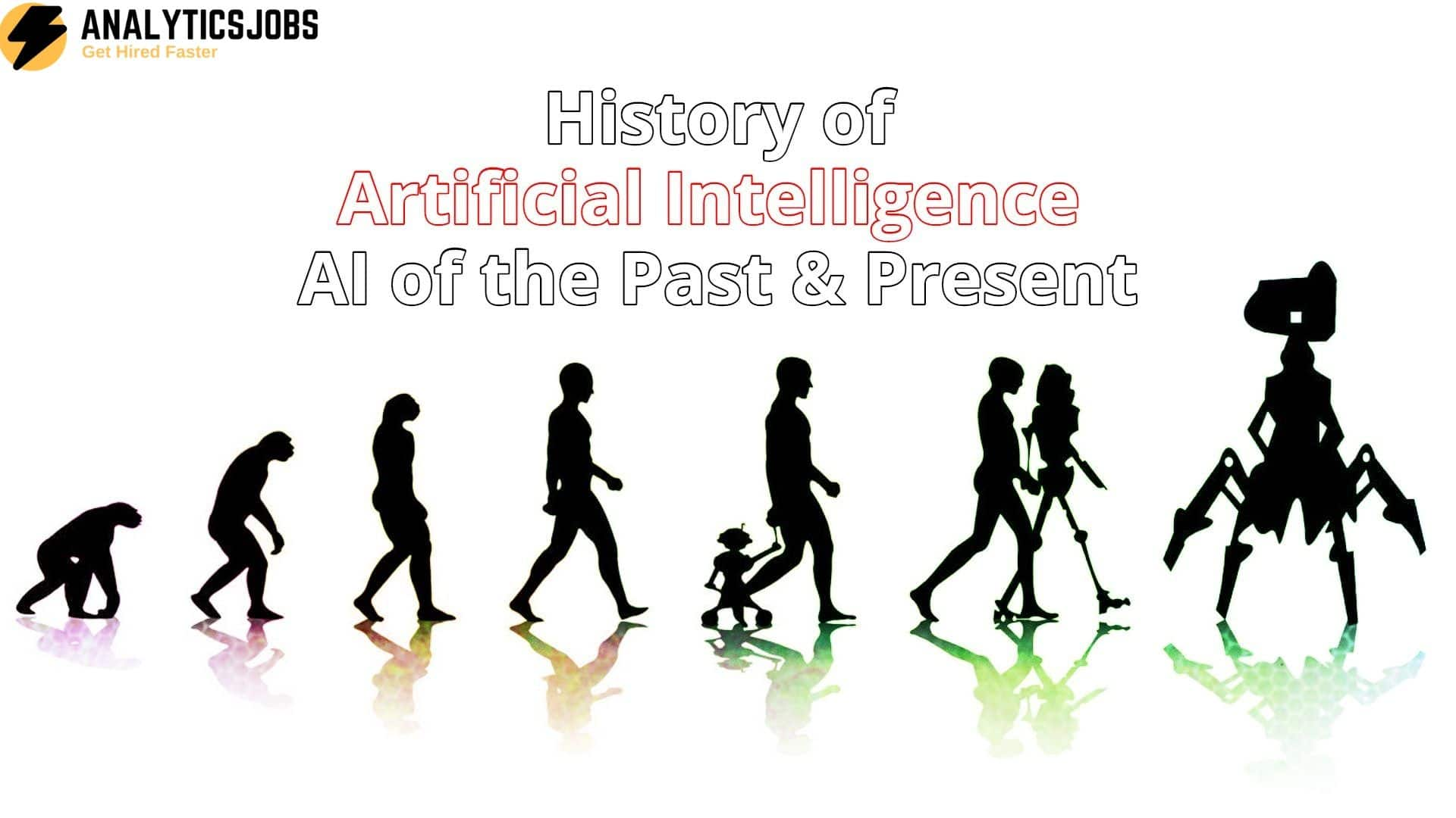 History of Artificial Intelligence - AI of the Past & Present