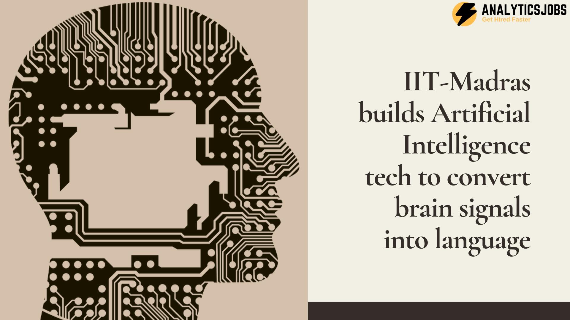 IIT-M converts brain signal into language with this new AI technology