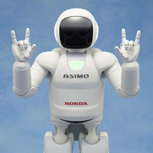 ASIMO was released by Honda in 2000