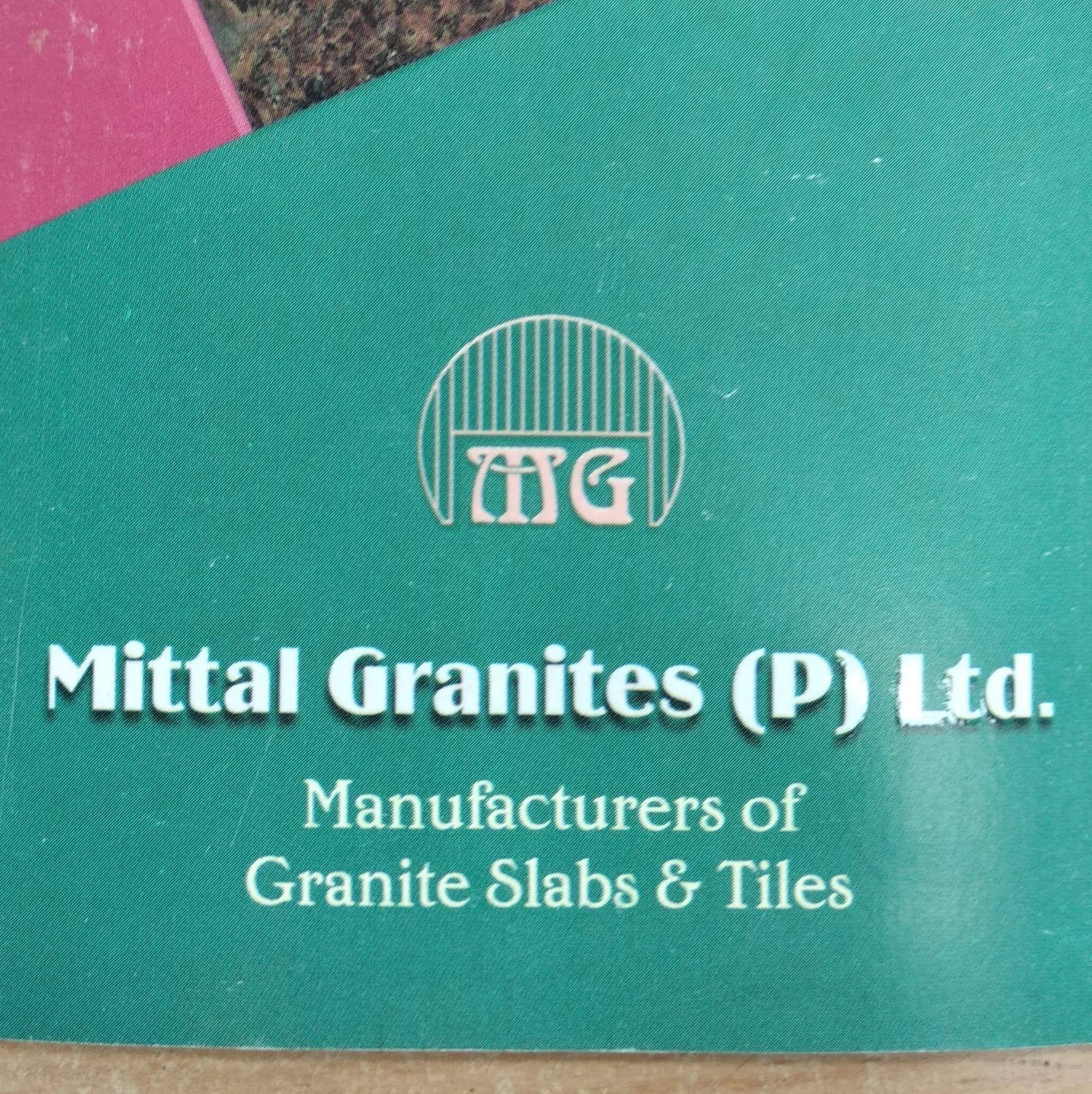 Mittal Granites Private Limited